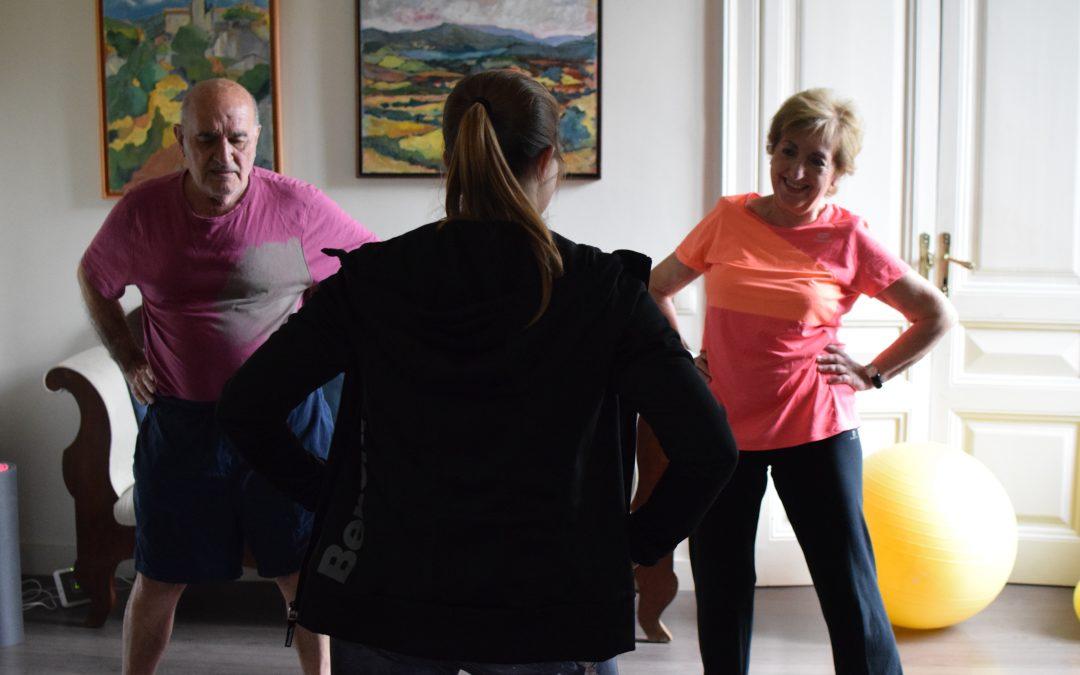 exercici terapèutic a barcelona